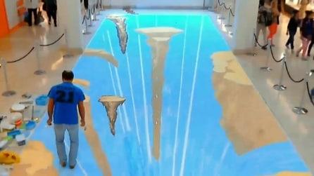 Street Art 3D di Manfred Stader