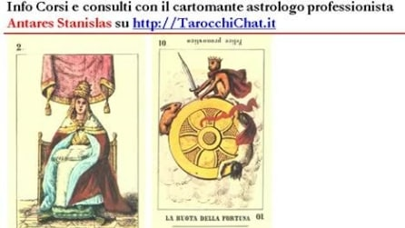 Lettura di Cartomanzia 9 di 89