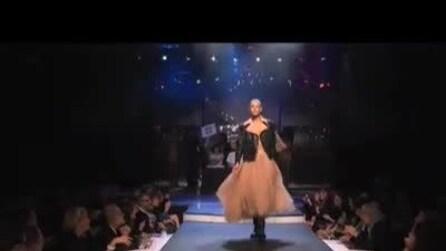 """Jean Paul Gaultier rilancia il """"chiodo"""""""