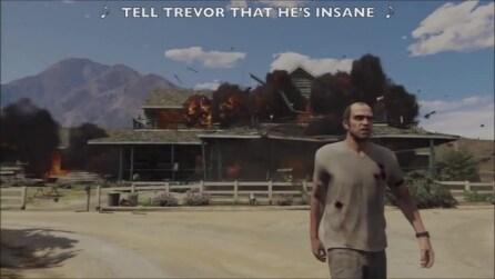 Dumb Ways to Die, la parodia di GTA 5