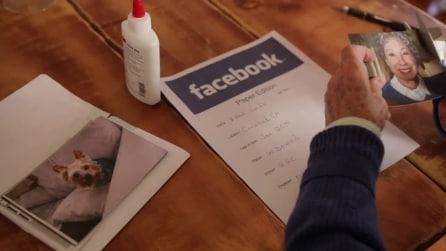Facebook Paper Edition