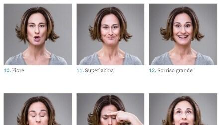 """""""Fit&Face"""" la ginnastica facciale per ringiovanire il volto"""