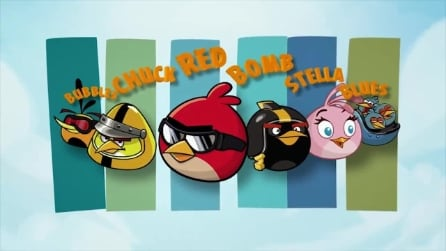 Gameplay Trailer Angry Birds Go!