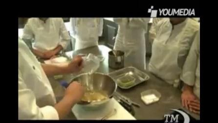 Cucina sana e gourmand: la ricetta dello chef tre stelle Guerard