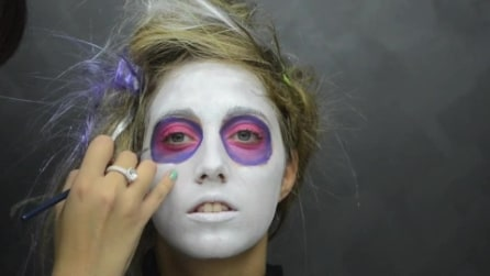 Sugar Skull, un make up da brivido per Halloween
