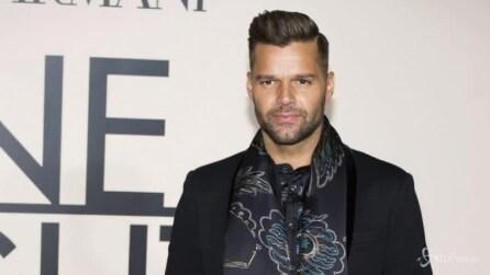 Sfilata Armani a New York, nel parterre anche Di Caprio e Ricky Martin