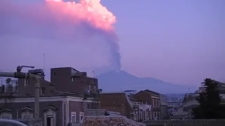 Etna sempre spettacolare! Eruzione del 26 ottobre 2013