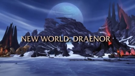 Trailer World of Warcraft: Warlords of Draenor #BlizzCon