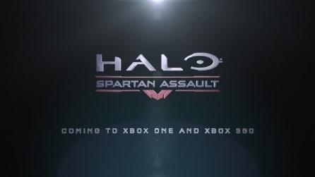 Trailer Halo: Spartan Assault per Xbox One e Xbox 360