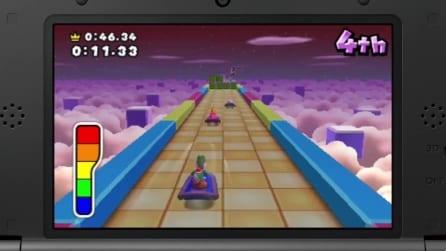 Teaser Trailer Mario Party: Island Tour per Nintendo 3DS