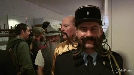 Germania, campionati mondiali barba e baffi: si elegge Mr Mustacchi