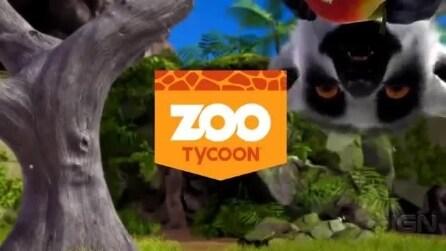 Trailer Zoo Tycoon per Xbox One