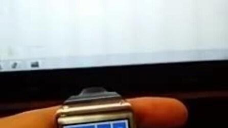 Il Launcher8 su Samsung Galaxy Gear