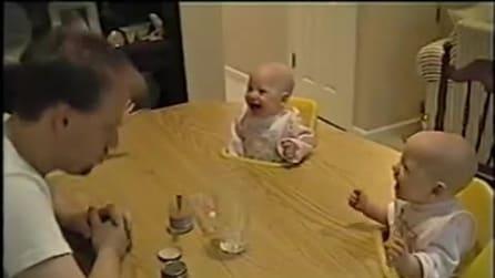 Improbabili conversazioni tra un padre ed i suoi figli!
