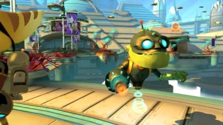 Trailer Ratchet and Clank: Into the Nexus PS3