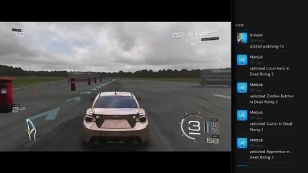 Come funziona la modalità Snap su Xbox One