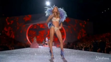 Victoria's Secret Fashion Show, gli Angeli tra piume e diamanti