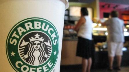 Sui treni svizzeri la prima caffetteria al mondo firmata Starbucks