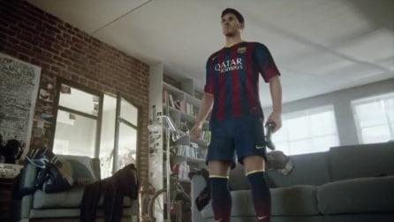 Il trailer di FIFA 14 con Leo Messi