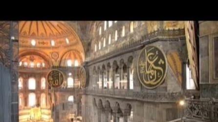 Trasformare Santa Sofia in una moschea? Polemica in Turchia