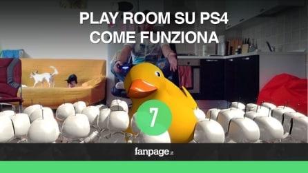 PlayRoom su PS4, come funziona la stanza dei divertimenti nella console Sony