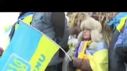 In Ucraina la protesta viaggia sui social network