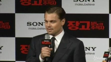 Leonardo Di Caprio non è mai stato tentato delle droghe