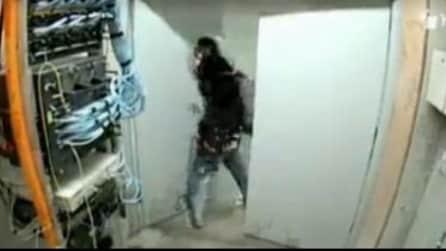 Aaron Swartz, il video inedito del furto di 4,8 milioni di articoli scientifici