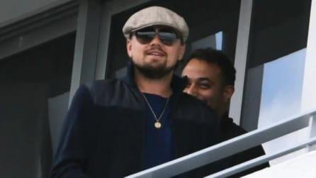 Leo Di Caprio dopo le bionde preferisce gli amici