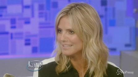 Heidi Klum a 40 anni dice addio alla lingerie ma non ricorre alla chirurgia