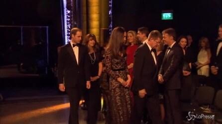Kate Middleton principessa del popolo: abito riciclato alla premiere