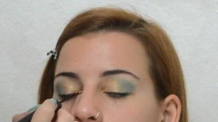 Come realizzare un make up luminoso per Natale