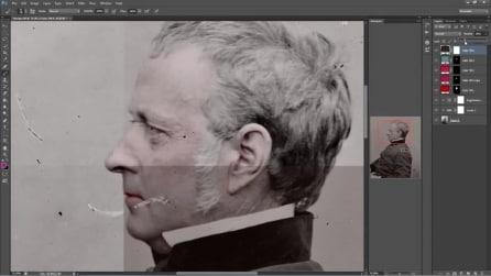 Il tutorial per ridare colore a foto vecchie o storiche