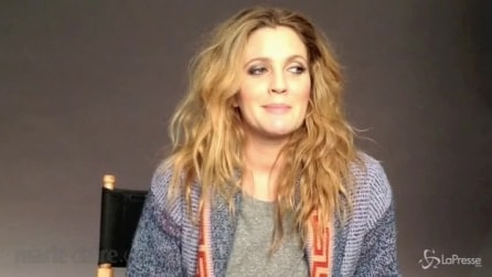 Drew Barrymore a Marie Claire: Prima di morire voglio mangiare cibo di tutto il mondo