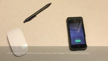 WiTricity, ricaricare la batteria dell'iPhone wireless e senza base