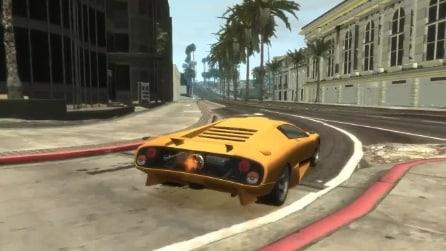 Una mod trasforma la mappa di GTA IV in quella di GTA V