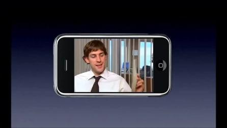 Steve Jobs - La presentazione del primo Iphone nel 2007
