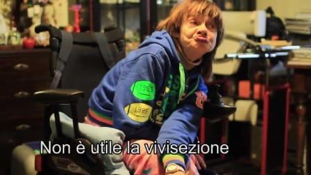 """Video messaggio di Giovanna Bordiga: """"Io malata, sono contro la vivisezione!"""""""