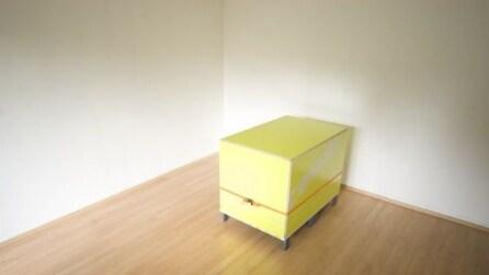 Casulo e la stanza diventa una scatola
