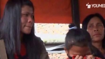 Indonesia, erutta il vulcano Sinabung, migliaia gli sfollati