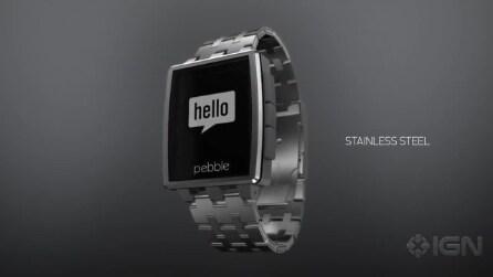 CES 2014, arriva il Pebble Steel