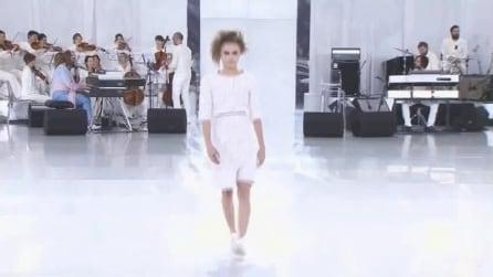 Moda, Lagerfeld per Chanel si ispira alla modella Cara Delevingne