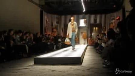 Firenze, a Pitti Immagine Uomo 85 la sfilata di Stella Jean