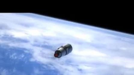 Lancio riuscito per la capsula Cygnus: porta frutta e materiale sull'Iss