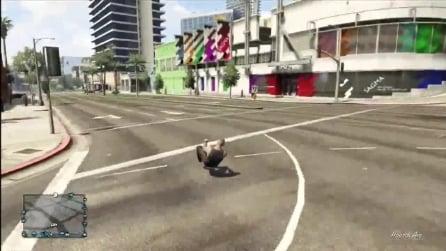 GTA 5, macchina invisibile in GTA Online