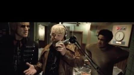 "Monologo Finale ""I Love Radio Rock"", interpretato da Philip Seymour Hoffman"