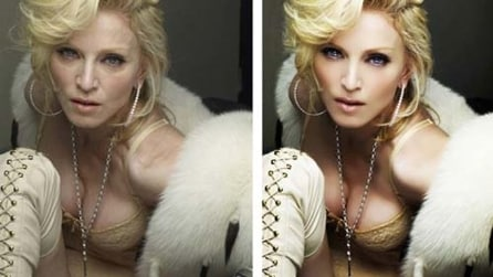 Photoshop: ecco come trasforma le celebrities
