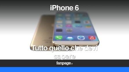 iPhone 6: caratteristiche tecniche, data di presentazione e di vendita e tutti i rumor sullo smartphone di Apple