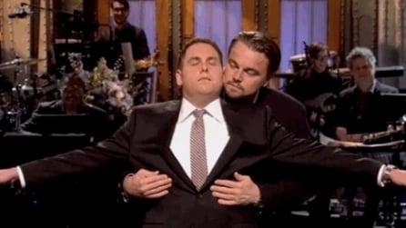 """Leonardo Di Caprio torna sul """"Titanic"""" con Jonah Hill"""