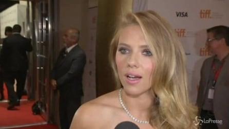 Scarlett Johansson rigetta critiche per essere ambassador SodaStream